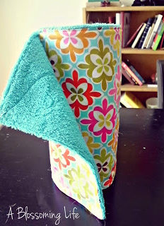 Learn how to make these simple unpaper towel tutorial