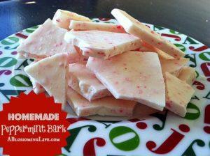 Peppermint Bark Recipe