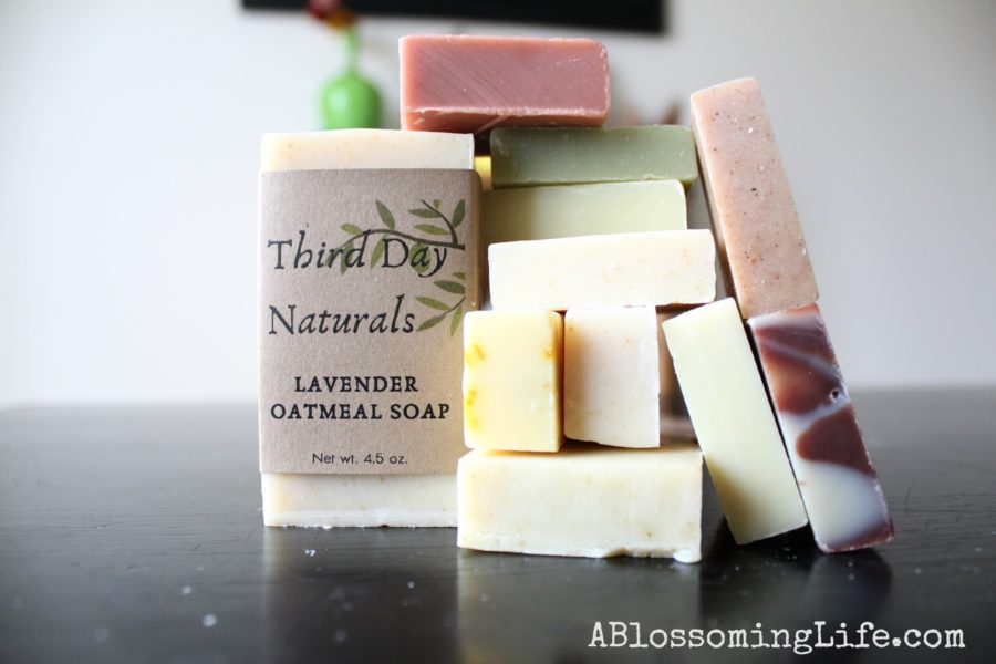 Soap Giveaway