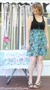 Thrifty Summer Dress