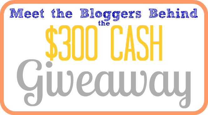 Giveaway meet the bloggers
