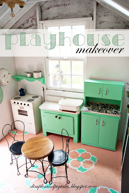 Diy Playhouse Furniture