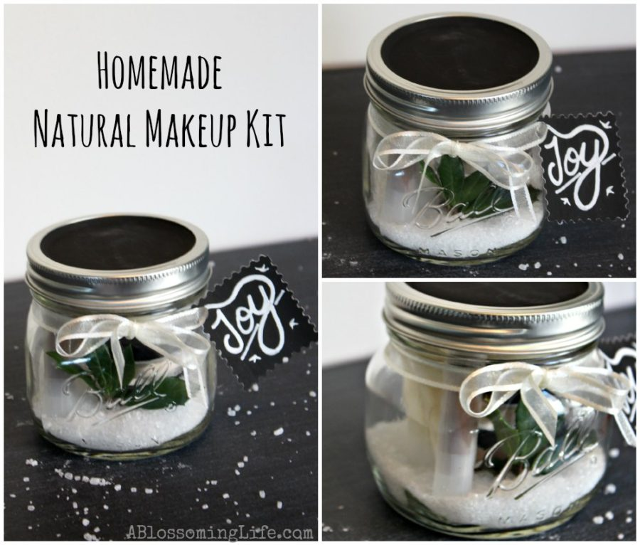 Homemade Natural Makeup Kit