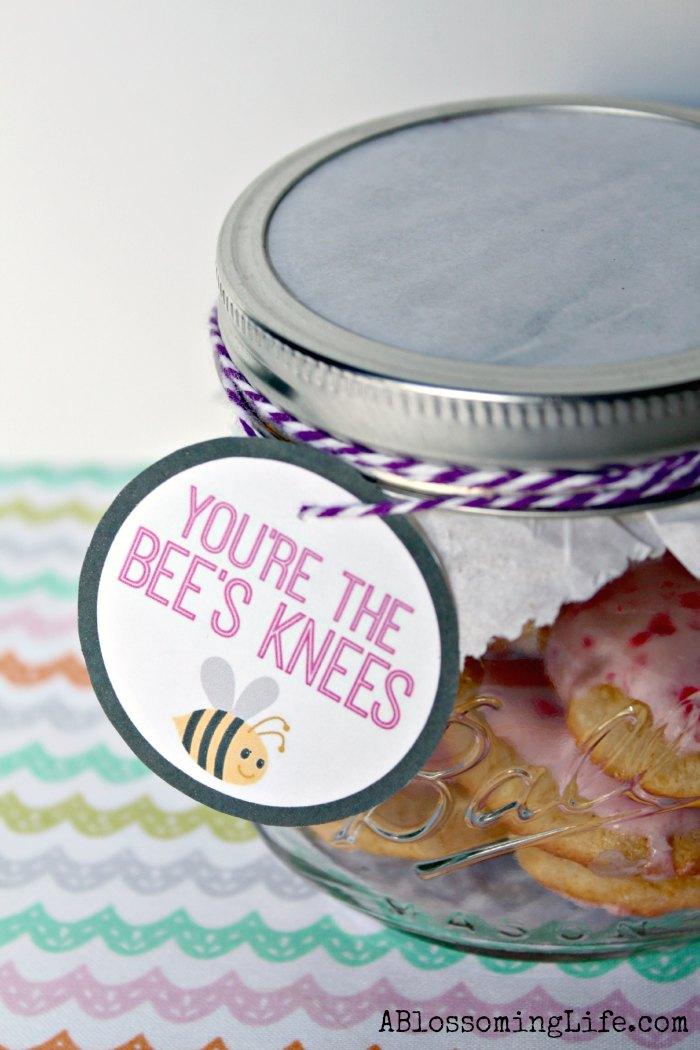 bee's knees printable 2