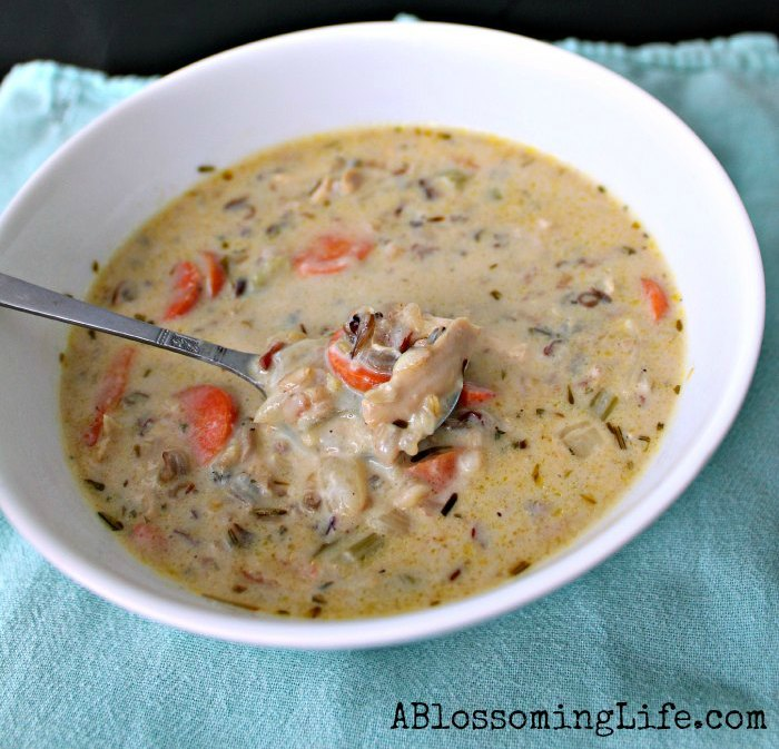 chicken and wild rice healthy