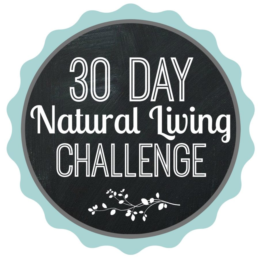 30 Day Natural Living Challenge Logp