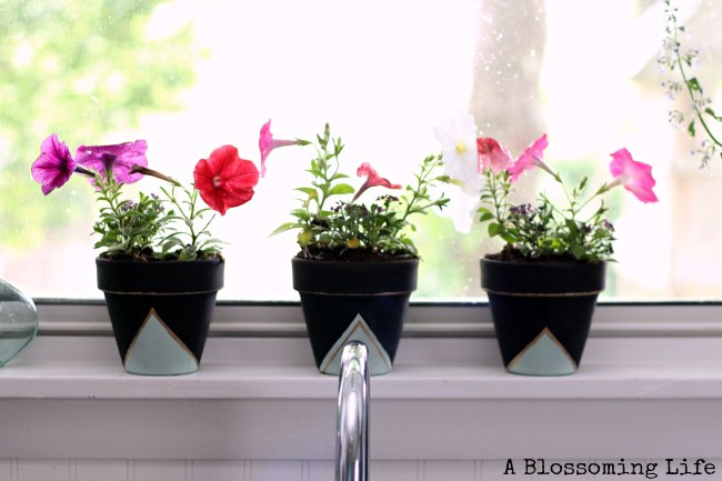 diy geometric planters 2