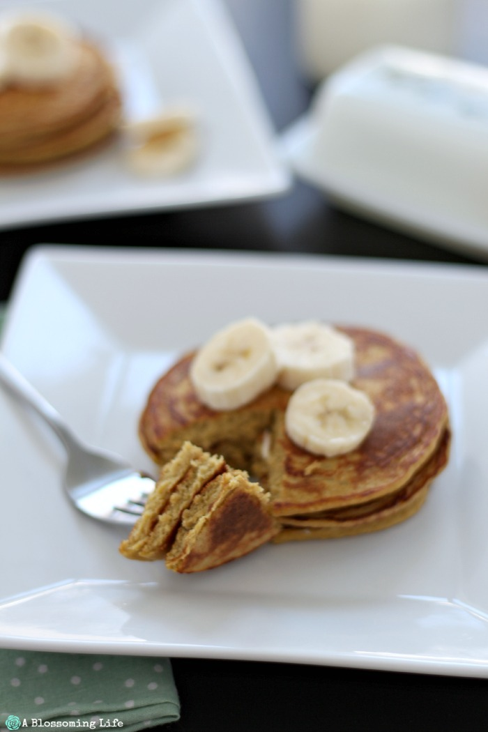 Oatmeal Pancakes- Gluten Free