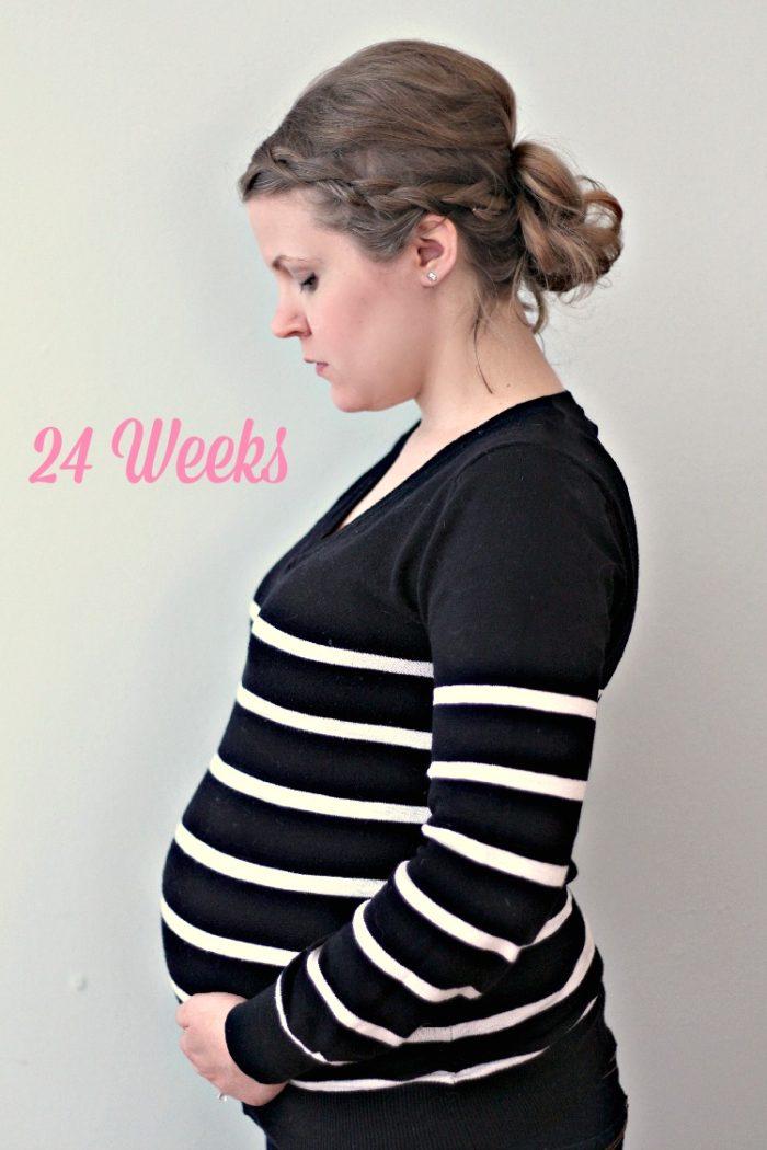 24 Week Bumpdate
