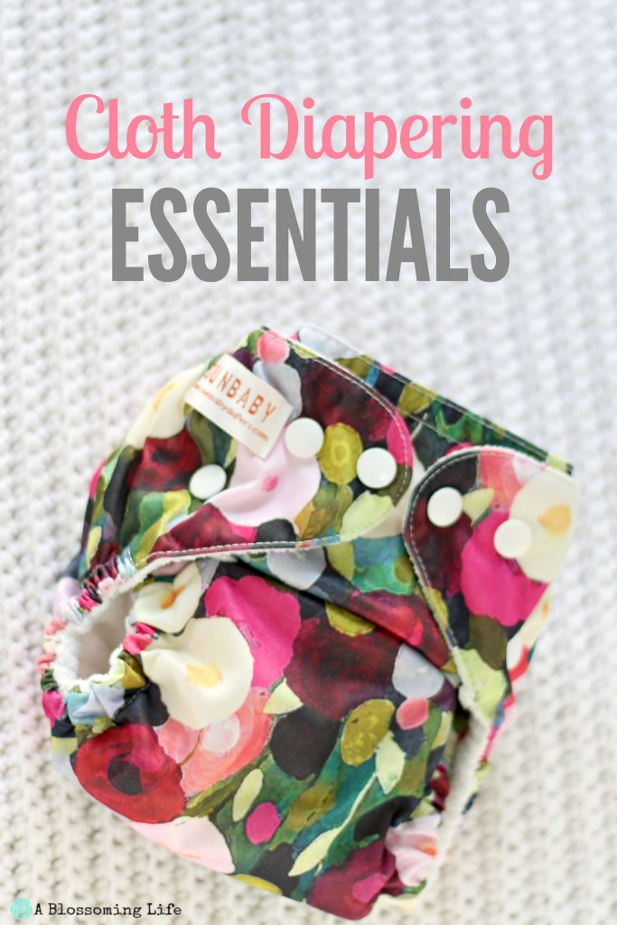 Cloth Diapering Essentials