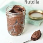 Homemade Nut Free Nutella
