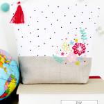 DIY-Flower-Embroidered-Zipper-Pouch