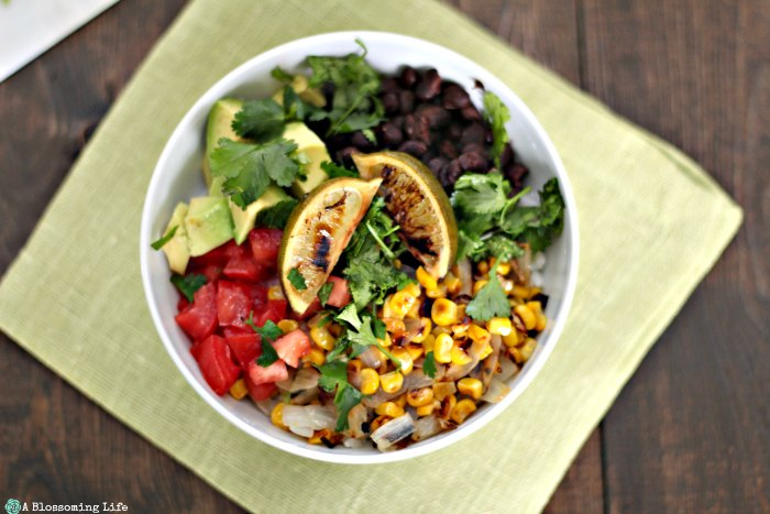 Tex Mex Rice Bowl