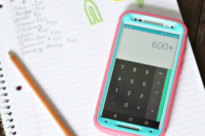 How To Budget On A Flexible Income (Plus Free Budget Printable)