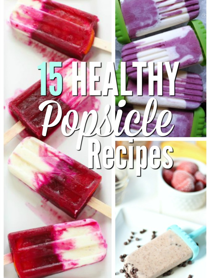 15 Healthy Popsicle Recipes