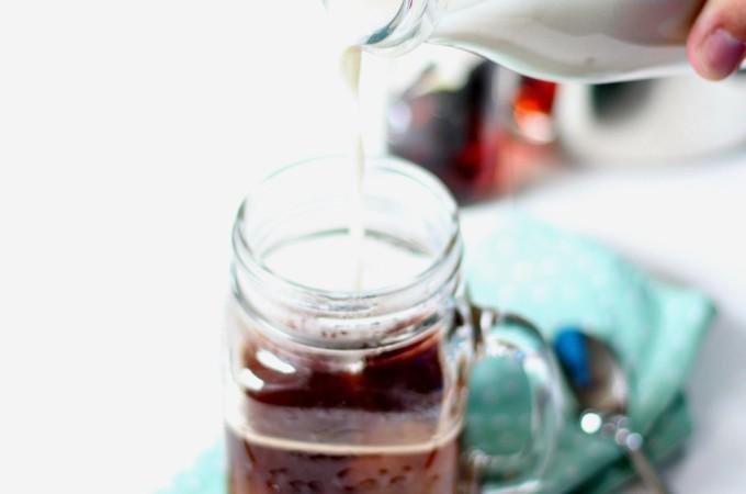 Homemade Coffee Creamer- With Dairy Free Option