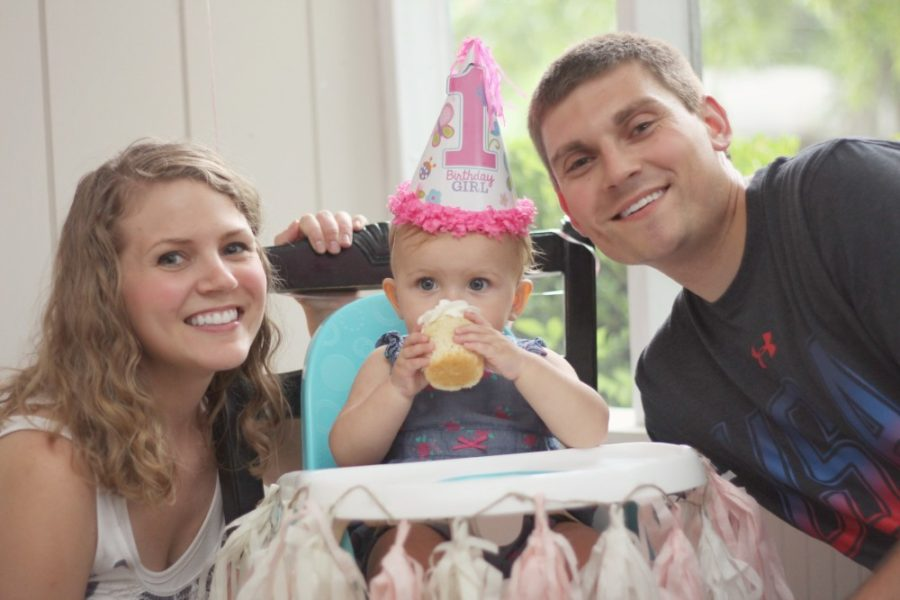 first cupcake family