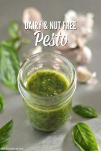 Dairy & Nut Free Pesto