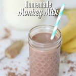 Homemade Monkey Milk