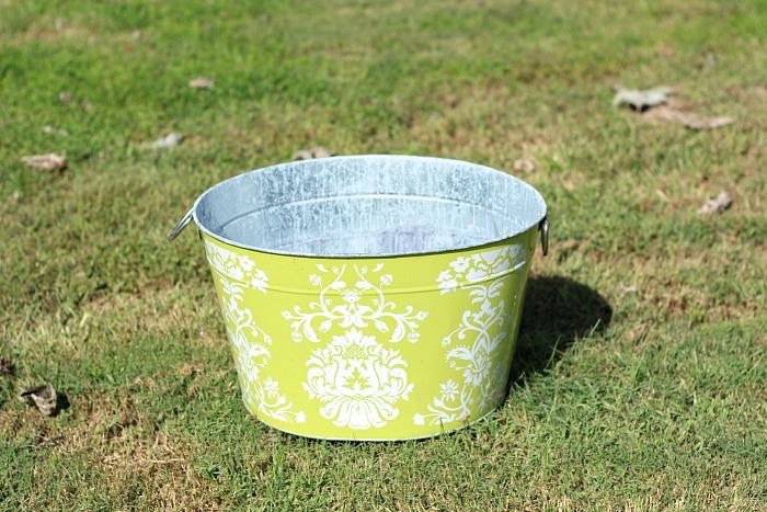 bucket-before