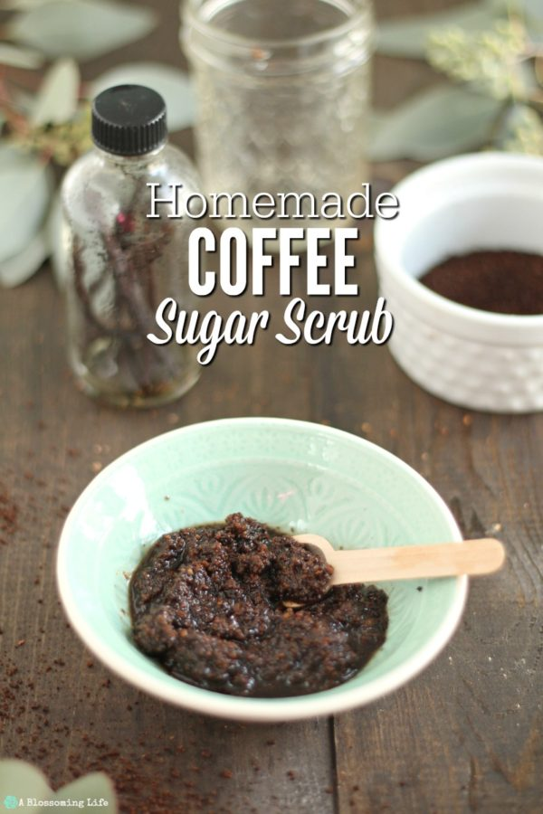DIY Coffee Scrub – Easy Face & Body Scrub