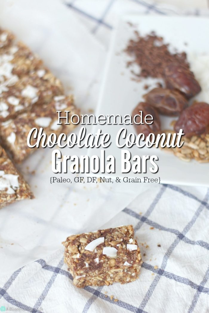 Homemade Chewy Chocolate Coconut