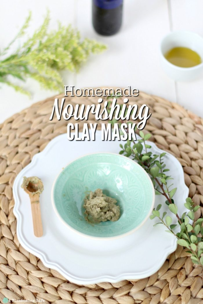 Nourishing Clay Mask