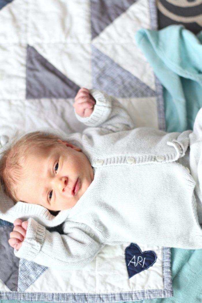 Baby Ari's Birth Story
