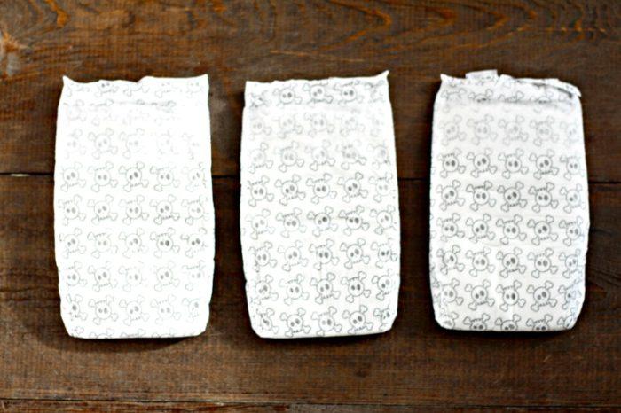 Saving money on diapers