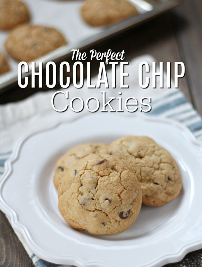Not My Momma's Chocolate Chip Cookie Recipe