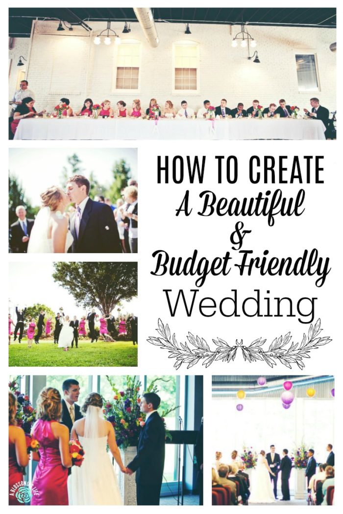 And If You Are Planning A Wedding Know Just How Expensive They Can Be Come Check Out Some Ways To Create Beautiful Budget Friendly