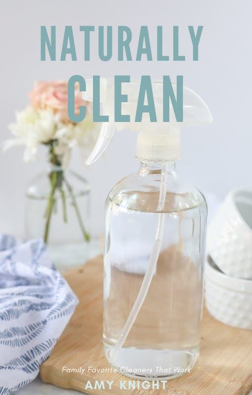 Sign Up to Download the Naturally Clean mini guide!